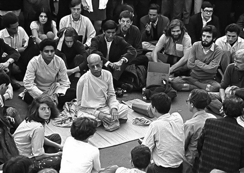 Srila Prabhupada - Early Days of the Movement
