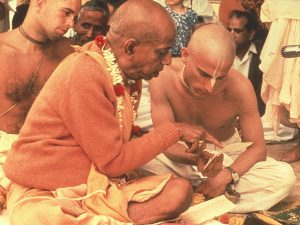 A Psuedo Spiritual Master Cannot Transform a Person into a Brahmana