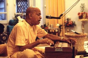 Krishna Kirtana is Not For Earning Livelihood or Public Entertainment
