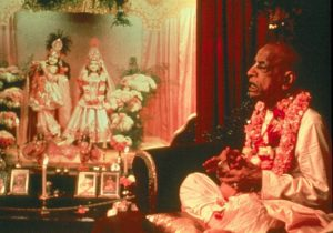 A Pure Devotee Can Create Vaikuntha Anywhere Simply By Chanting