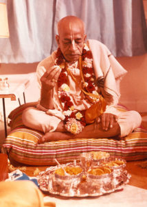 Potency of Eating Krsna-Prasadam